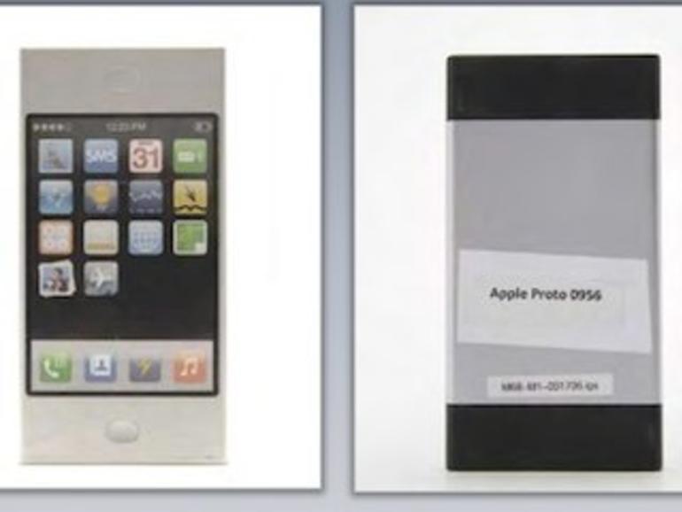 Gerichtsakten gewähren weitere Blicke auf iPhone-Prototypen