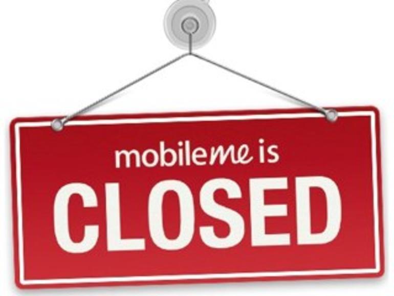 MobileMe: Endgültige Abschaltung steht kurz bevor