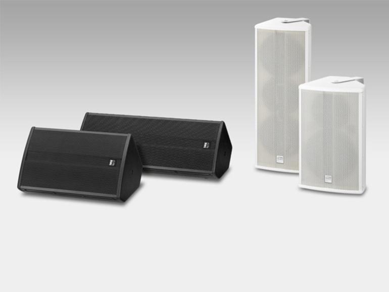 Black or White - Kompaktlautsprecher PAB-300 von IMG Stage Line