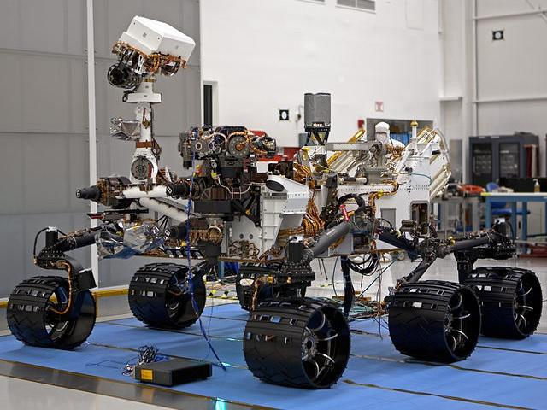 Herz der Marssonde Curiosity ist ein Power Macintosh G3