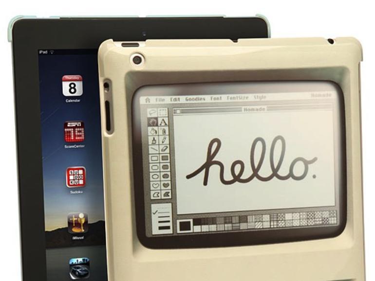 ThinkGeek stellt Padintosh-Hülle für iPad vor
