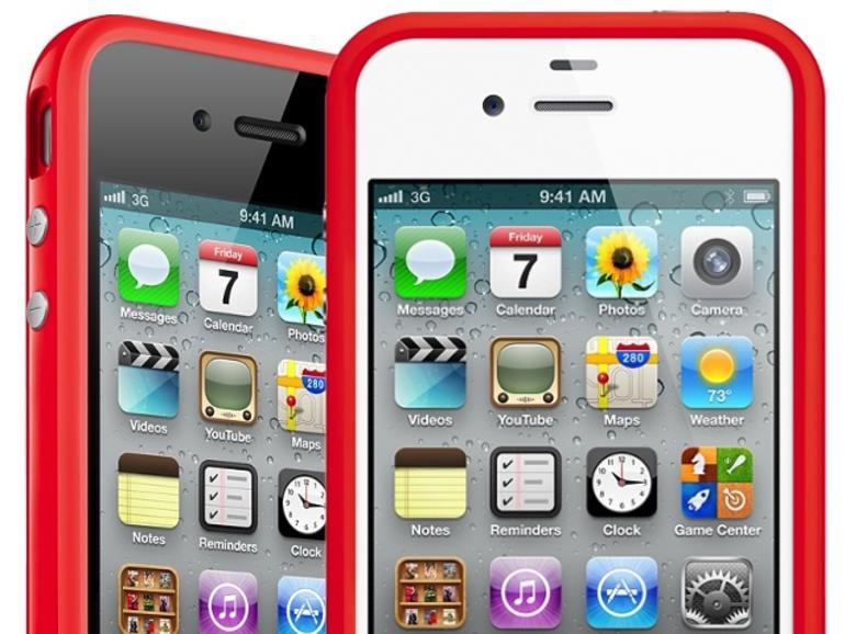 Apple veröffentlicht neuen (PRODUCT) RED Bumper für iPhone 4 und 4S
