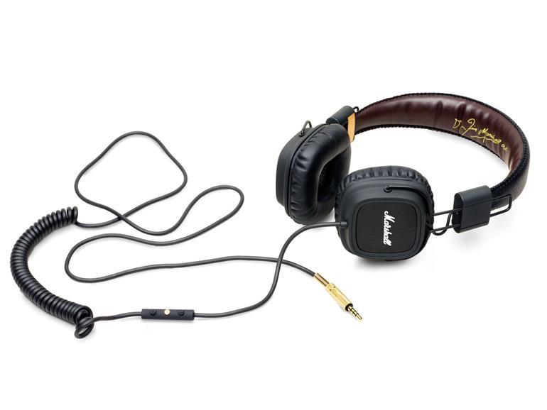 Kopfhörer Marshall Major FX im Test