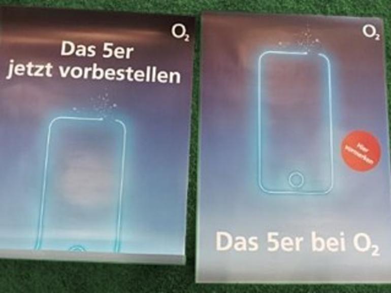 """Auch o2 startet demnächst Vorbestellservice für """"Das 5er"""""""
