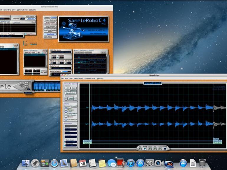 Skylife SampleRobot 4 Pro für OSX angekündigt