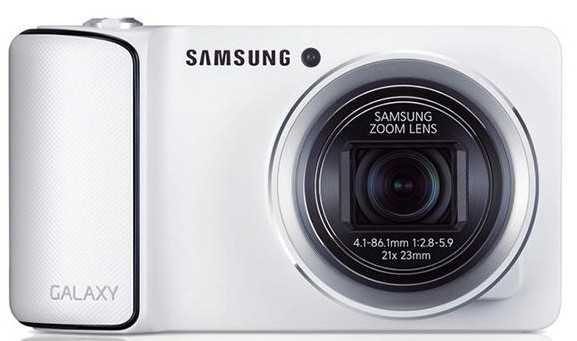 Samsung kündigt Galaxy Camera an