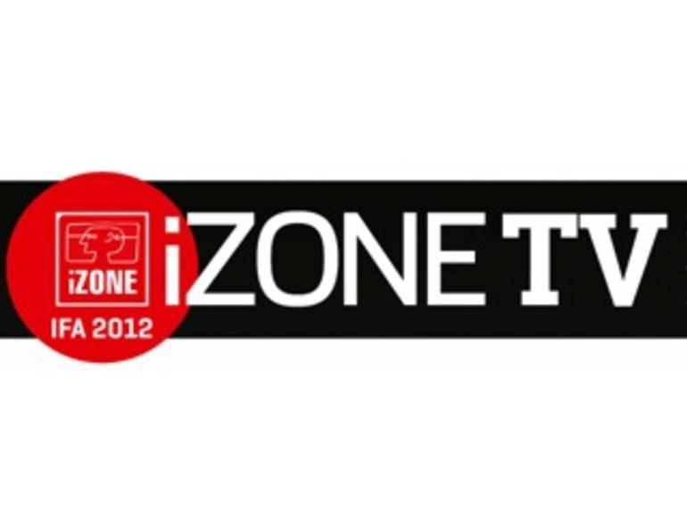iZone TV: News, Hits und Trends von der IFA 2012