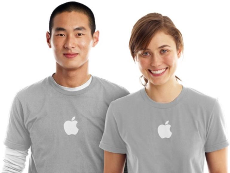 Apple auf der Suche nach Ingenieuren