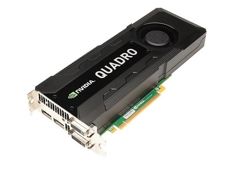 Für den Mac Pro: NVIDIA kündigt Profi-Grafikkarte Quadro K5000 an