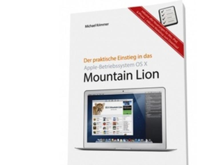 OS X Mountain Lion: Mandl & Schwarz Verlag veröffentlicht neues Buch zu OS X