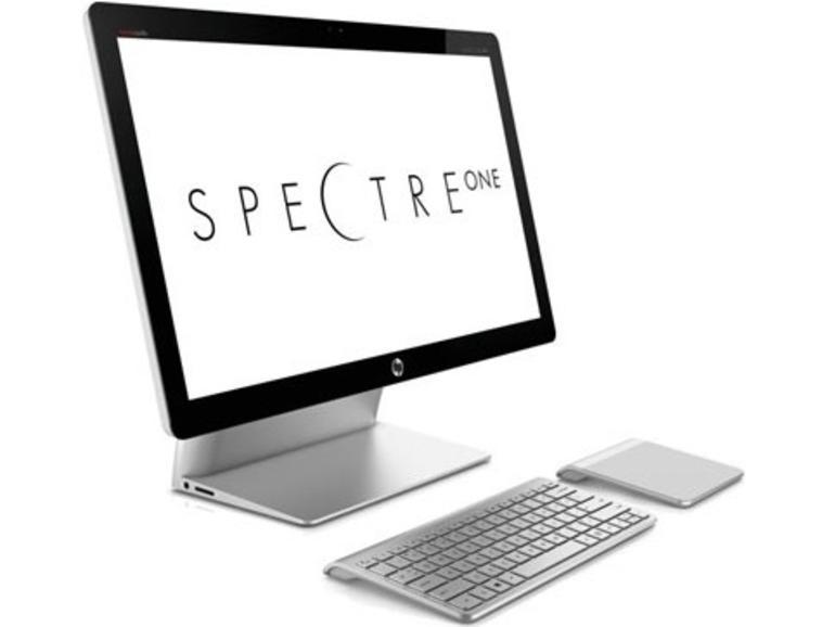 SpectreONE: HP probiert sich an einem iMac-Klon