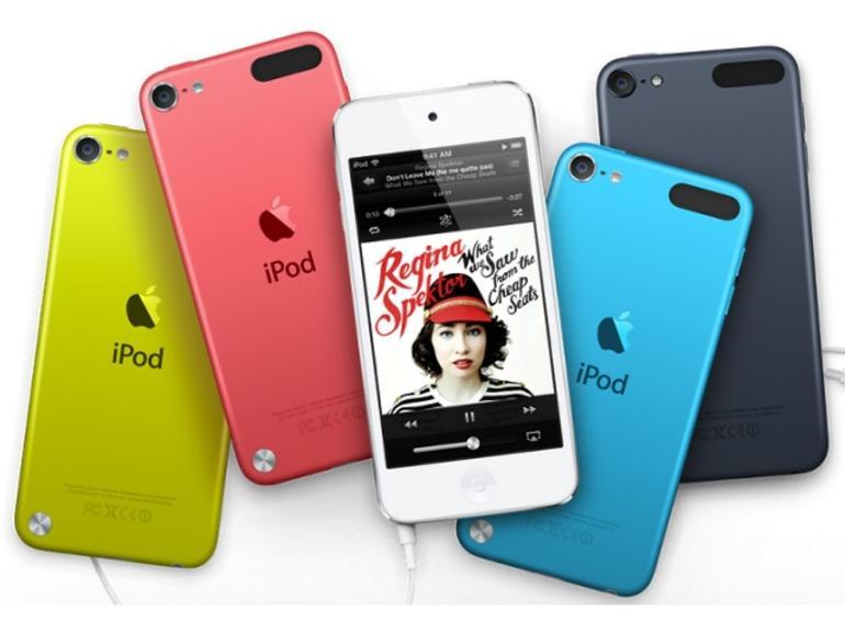 Neuer farbenfroher iPod touch mit 4 Zoll-Retina-Display, 5-Megapixel Kamera und Siri