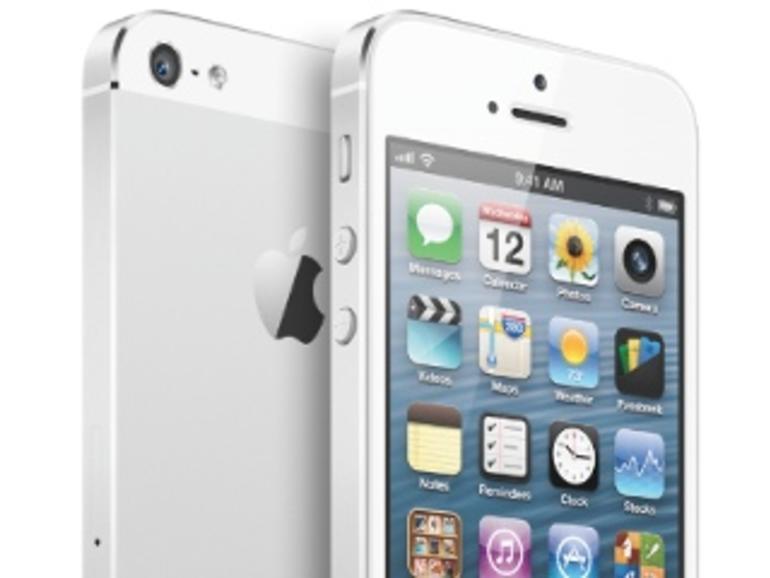 """iPhone-5-Vorbestellungen: Apple ist """"hin und weg"""""""
