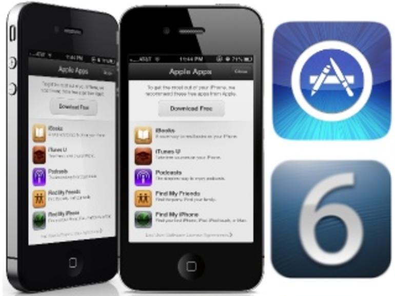 iOS 6: App-Store wirbt für vereinfachte Installation von Gratis-Apps