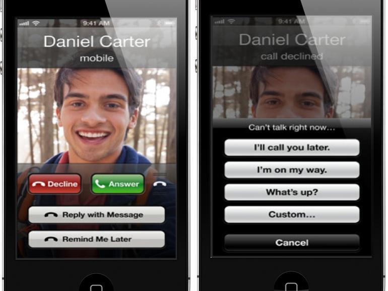 iOS 6: Telefon-App mit neuen Features