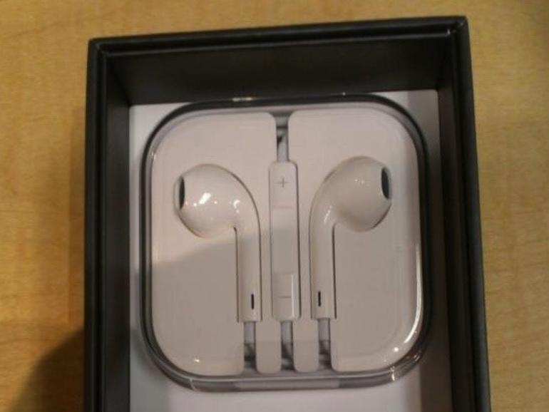 Erste iPhone-5-Auspackzeremonie