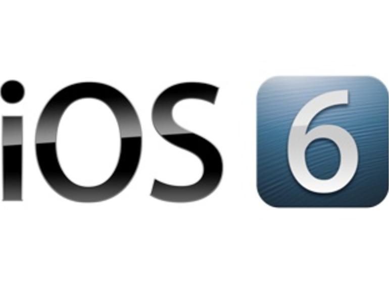 Apple veröffentlicht iOS 6 für iPhone, iPad und iPod touch