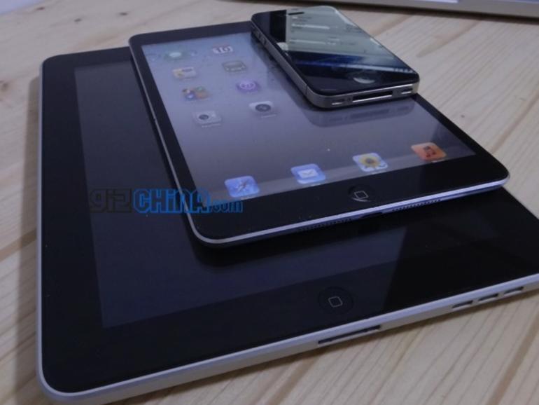iPad mini: Mock-up im ausführlichen Hands-on-Video