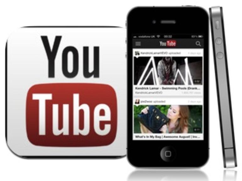 YouTube-App nun (wieder) im deutschen App Store