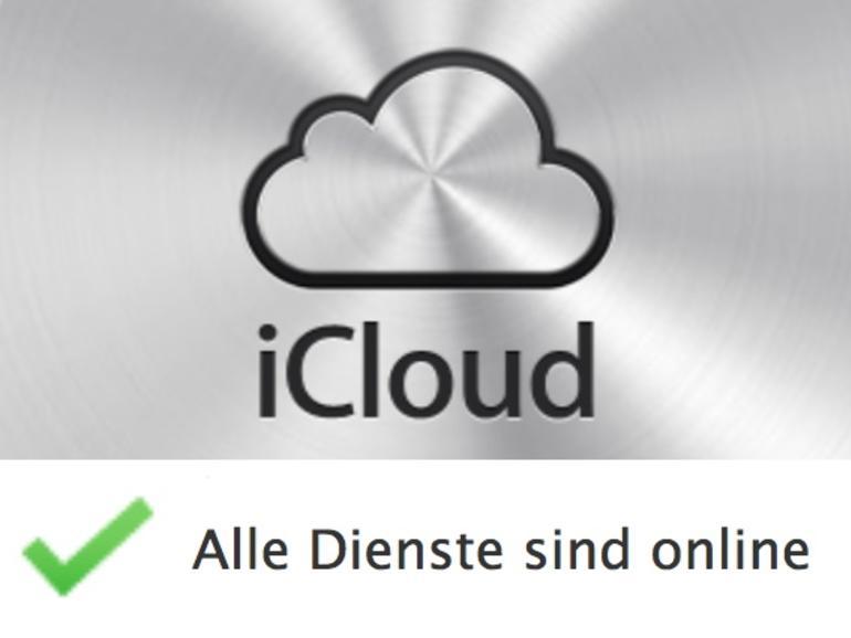Apple erweitert Systemstatus-Seite