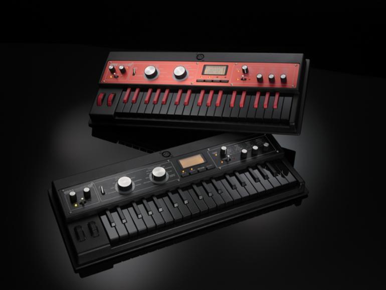 microKORG XL+ Mini-Synthesizer mit Vocoder