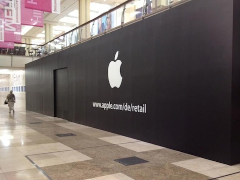 Apple Stores: 5 Neueröffnungen in nur einer Woche