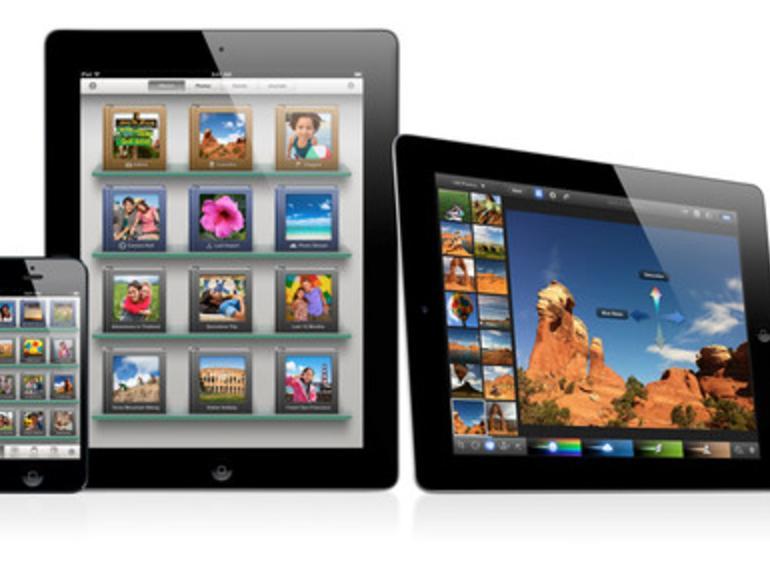 iMovie, iPhoto und GarageBand: Apple aktualisiert iLife-Apps für iOS