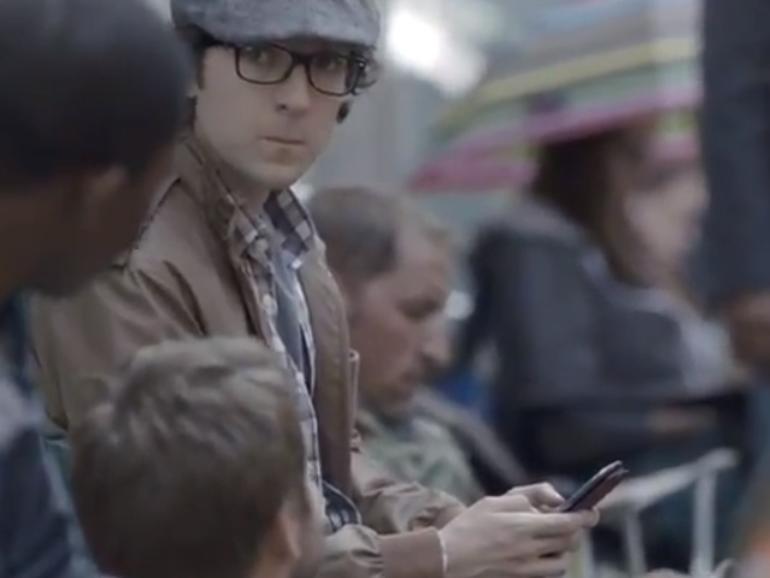 Samsung feiert iPhone-5-Verkaufsstart mit Anti-Apple-Werbespot