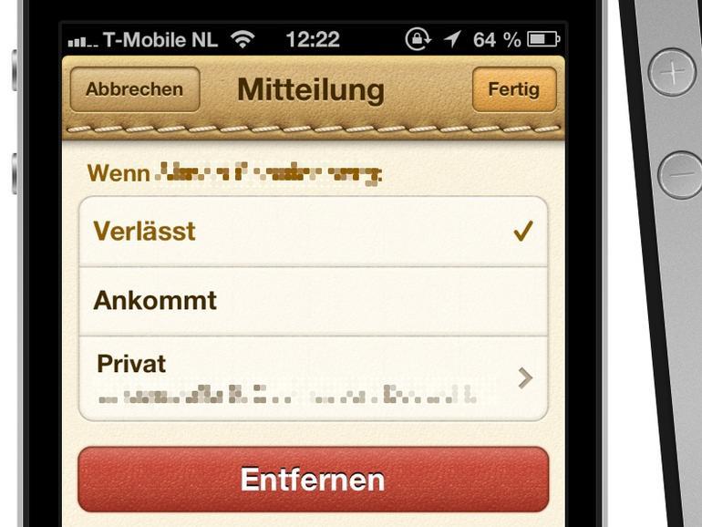 """Apple veröffentlicht Version 2.0 der """"Meine Freunde suchen""""-App"""