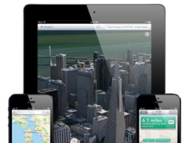 iOS 6: Neue Karten-App sorgt für Ärger
