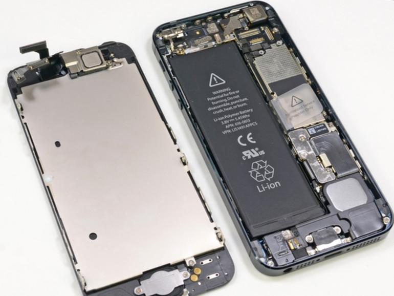 iPhone 5 unter dem Messer: iFixIt zerlegt das neue Apple-Smartphone