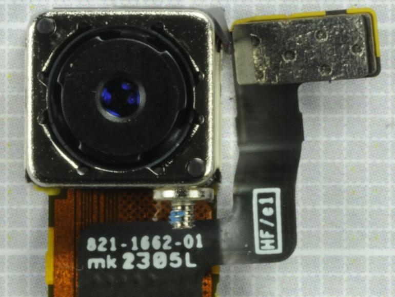 iPhone 5: Kamerachips stammen noch immer von Sony und Omnivision