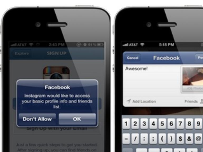 Facebook veröffentlicht neues SDK mit iOS-6-Integration