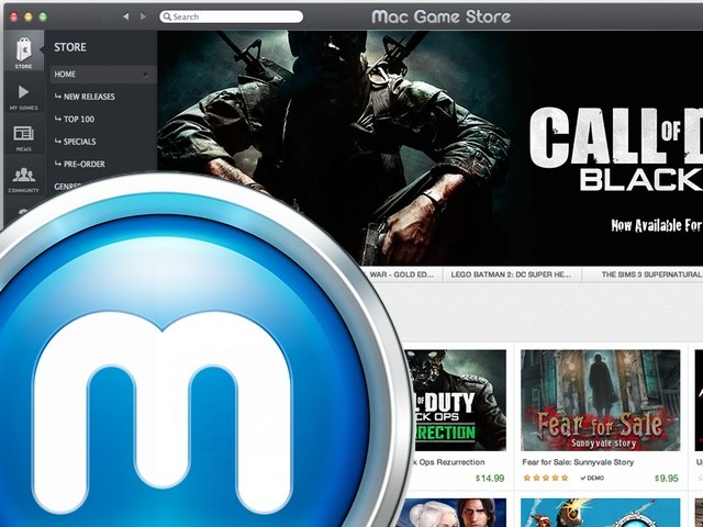 MacGameStore.com präsentiert Steam-Alternative