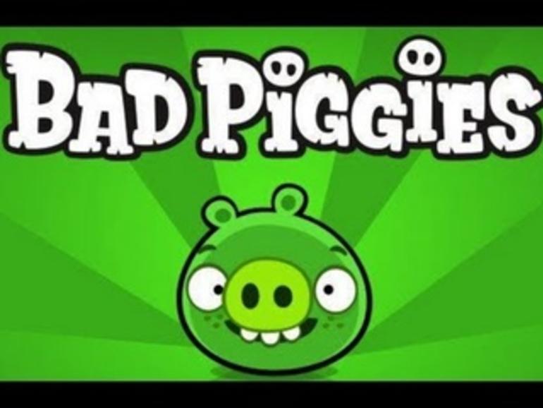 Bad Piggies: Angry-Birds-Entwickler Rovio veröffentlicht neues iOS-Spiel