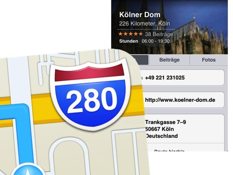 Apple ändert Maps-Werbung
