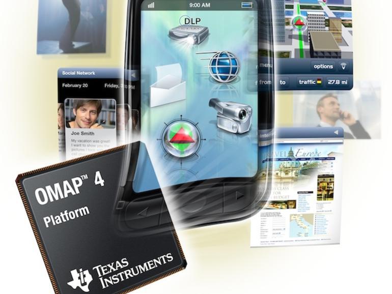 Kauft Amazon die Mobilchip-Sparte von Texas Instruments?
