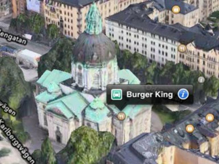 Apple soll Maps-Verantwortlichen gefeuert haben