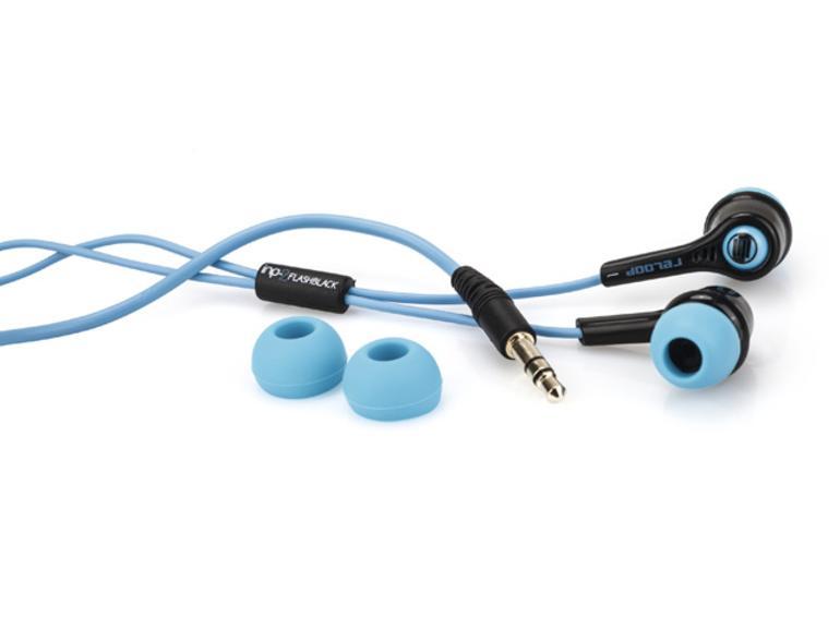Reloop INP-2 Flashblack - In-Ear Kopfhörer