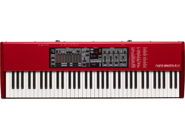 Clavia Nord Electro 4 - Stagekeyboard