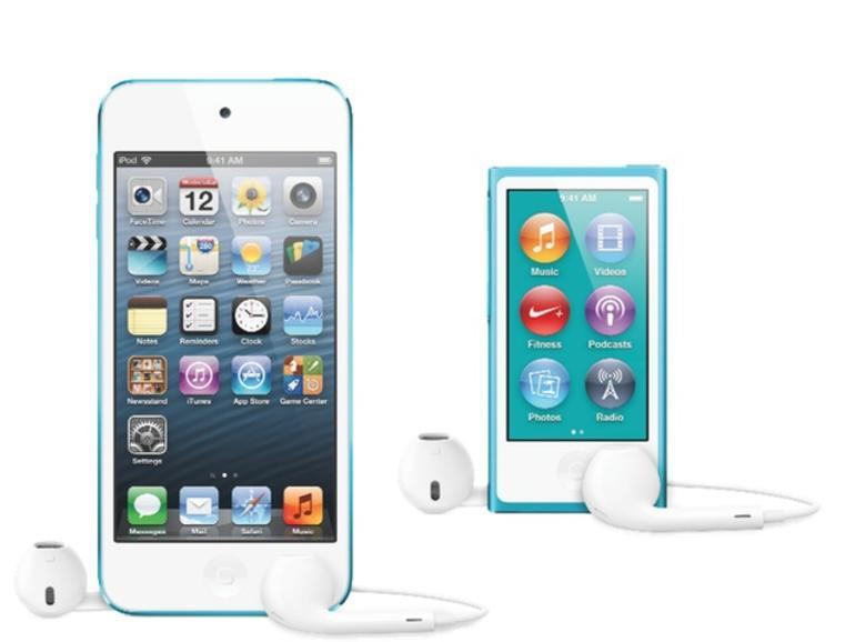 Neuer iPod touch und iPod nano können ab sofort vorbestellt werden