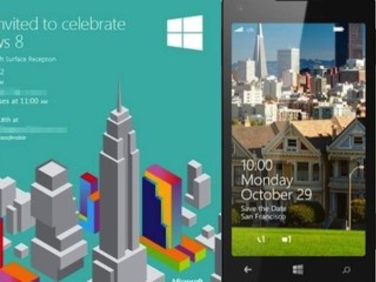 Harte Konkurrenz für iOS: Windows 8 startet offiziell Ende Oktober
