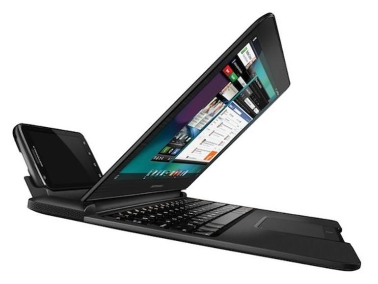 Motorola stellt Lapdock-Projekt und Webtop-Software ein