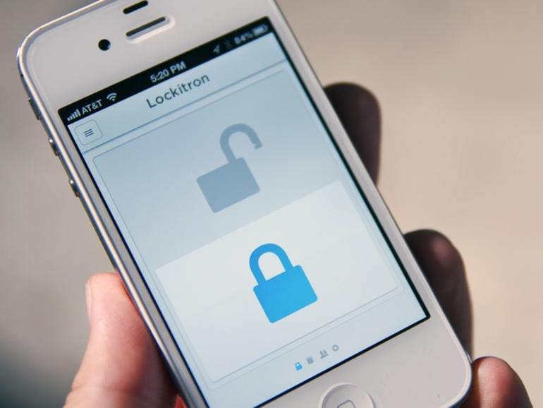 Lockitron: Der Türriegel mit App-Steuerung