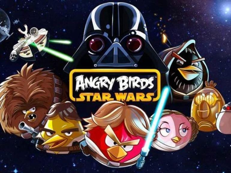 Angry Birds Star Wars erscheint am 8. November