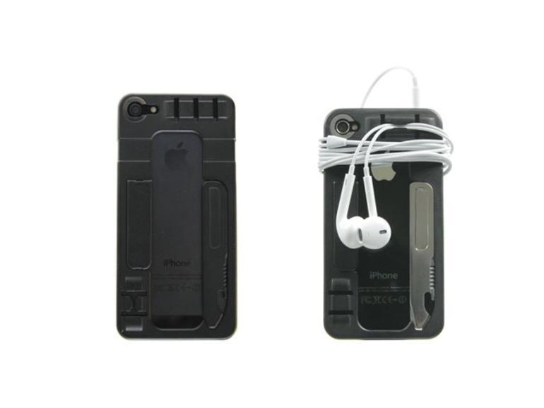 Netzfundstück: ReadyCase verwandelt das iPhone in ein Schweizer Taschenmesser