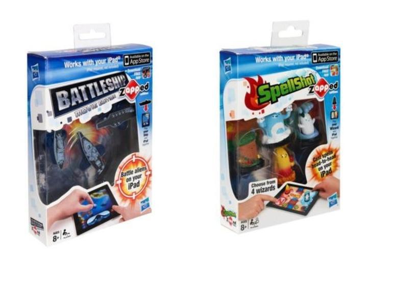 Zapped: Hasbro setzt Brettspiele für das iPad um
