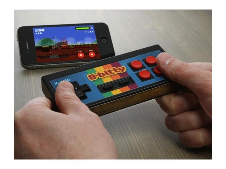 iCade 8-Bitty: NES-ähnliches iOS-Gamepad ab sofort erhältlich