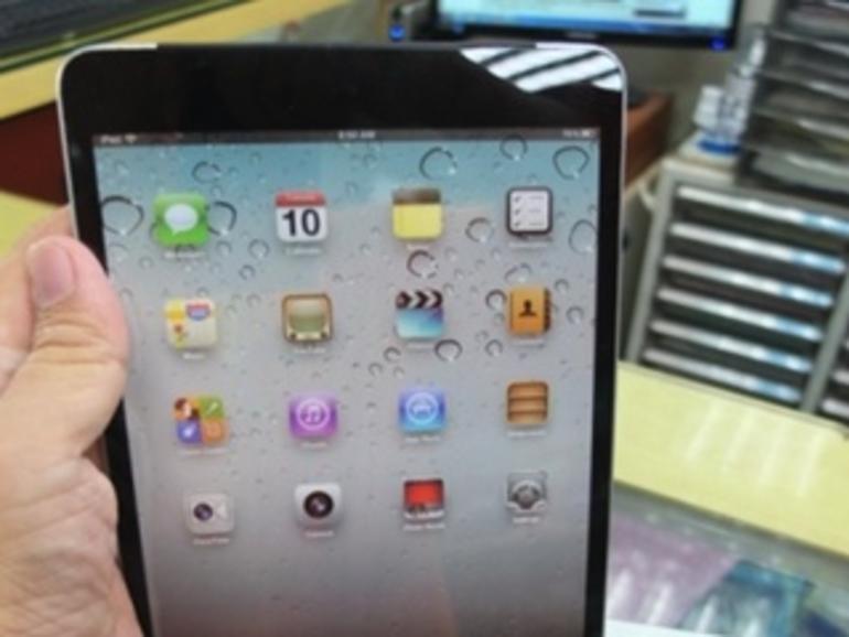 iPad mini: Belkin und Brenthaven zeigen erste Zubehörprodukte