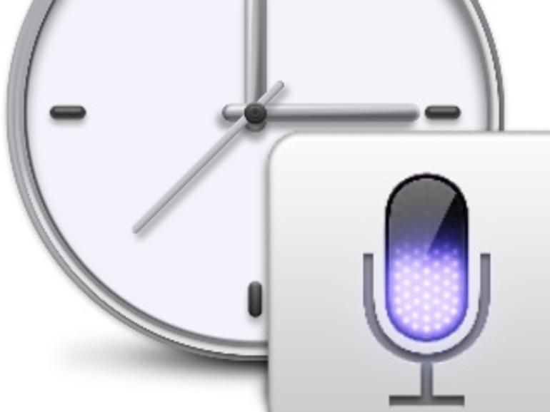 So wird der Mac zum Zeitansager